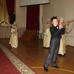 Танец «Сверчок» исполняют 3 класс