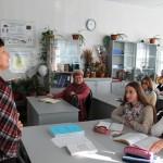 Выступление заместителя директора по УВР с темой: «Индивидуализация ОП в условиях сельской школы»