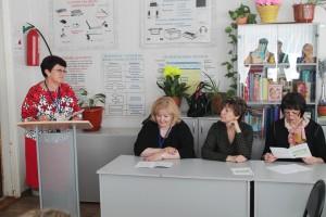 """Выступление директора школы """"Особенности и уникальность сельской школы"""""""
