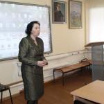 Выступление с презентацией проекта «Возрождение художественных промыслов Ярославской области» - Панова Е.А