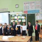 Учащиеся 2 класса, самые маленькие участники семинара
