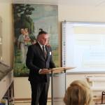 Выступление заместителя директора по УВР Мошкина Б.Е.
