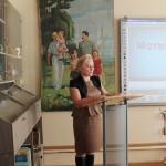 Выступление учителя начальных классов Бадиль И.В.