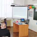 """Внеурочное занятие в 1 классе """"Вежливые слова"""" проводит Макарова М.С."""