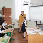 Урок в 1 классе по окружающему миру «Моя семья» проводит  Макарова М. С. , учитель начальных классов