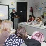 Анализ урока английского языка