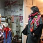 Посещение краеведческого музея, экскурсия по залам