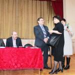 Советник Губернатора Киселёва Юлия Александровна присутствовала с рабочим визитом на собрании в ВСШ