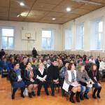 Родители и общественность села Великое