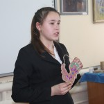 Новикова Катя рассказывает о своем обереге