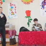 Выступление великосёла Максима Леонидовича Бурмистрова
