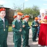 Награждение кадетских отрядов