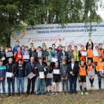 Участники турнира по футболу на кубок Б.П. Бещева