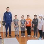 Занятие спортивной студии: «Дорожные знаки» Юнусов Ш. С., учитель физической культуры