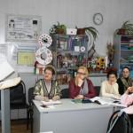"""Выступление директора школы """"Особенности и уникальность сельской школы """"- Ежикова М. С"""