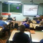 Классный час в начальной школе