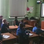 Просмотр видеоролика Безопасность на льду в начальной школе