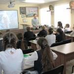 Урок в 5а классе по истории «Искусство Древнего Египта»  Ежиков А. М.,  учитель истории и обществознания