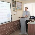 Ежиков А. М.,  учитель истории проводит открытый урок по истории
