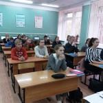 Стартовое мероприятие проекта «Время открытий» на  базе МОБУ  «Шопшинская СШ»