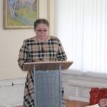 Выступление учителя изобразительного искусства Сидорович С.Н. «Проектная работа в рамках краеведческой работы  и возрождения промыслов»
