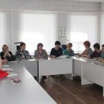 Участники семинара за работой