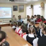 Внеурочное занятие разновозрастной студии «Селяне» проводит Махаева Л.Б.