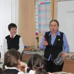 Урок в 6 а  классе по немецкому языку «Рождество»  Махаева Л. Б