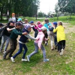Игровая программа «Мир детства»