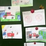 2.Конкурс плакатов, рисунков «Это всем должно быть ясно, что с огнем шутить опасно»