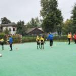мастер-класс по игре в футбол