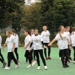 Танцевальный номер группы поддержки