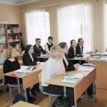 Урок в 10 классе «Образование в англоязычных странах»  Савина С. В.