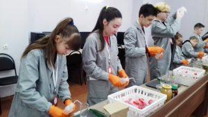 Лаборатория консервированных ананасов