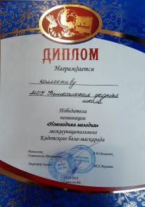 Победители-номинации