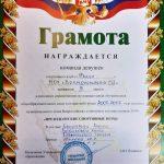 Президентские-спортивные-игры-команда-девушек-III-место