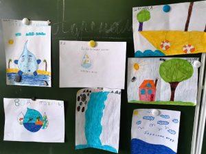 Конкурс рисунков «Берегите воду»
